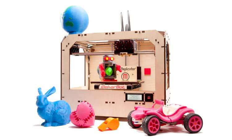 Imprimante 3D : Samsung lance des «smart class» en Europe
