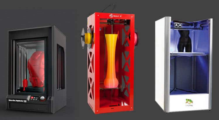 le prix des imprimantes 3D