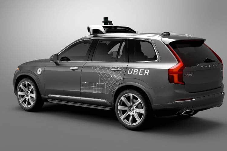 Uber: une arrivée fracassante dans la course aux véhicules autonomes!