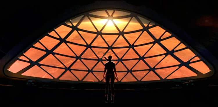 Toujours plus loin avec le vaisseau Falcon Heavy