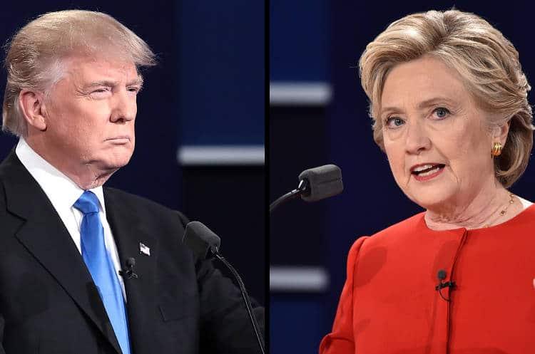 Débat Trump-Clinton: quand une intelligence artificielle détecte leurs émotions