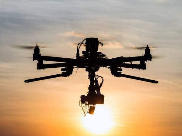 Le drone Raven détecte les fuites de gaz trois fois plus vite qu'un technicien