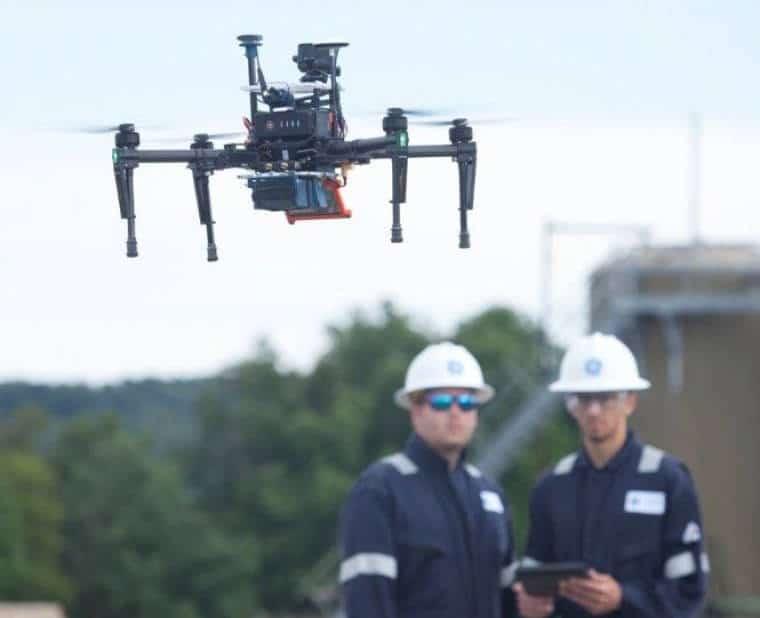 Seulement 5 sociétés en France proposent des systèmes de détection des drones
