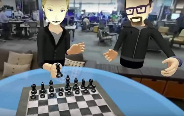 Rendez-vous dans une réalité virtuelle avec les avatars de nos amis Facebook