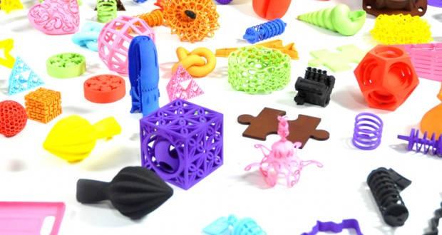 Obtention d'un modèle d'impression 3D
