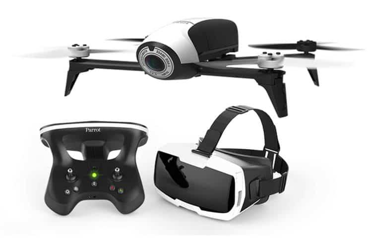 Le pilotage d'un drone de loisir au-dessus de zones sensibles