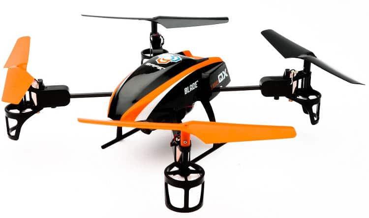 Les drones Blade