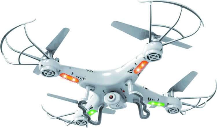 Un drone pour Noël: le point sur la législation actuelle