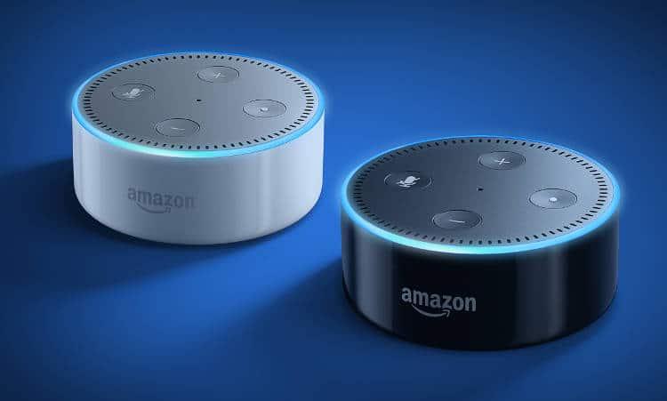Une application de mémoire photographique dans les boîtiers Echo d'Amazon