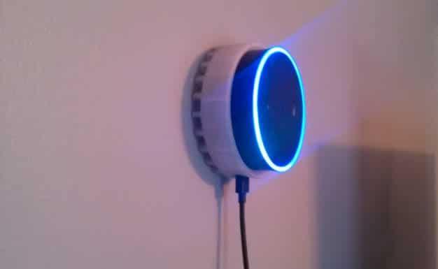 Des packs de 6 Echo Dot à placer dans les différentes pièces de votre foyer