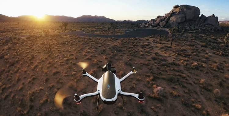 Flop : Karma le drone de loisir GoPro qui ne vole pas A quelques mois de Noël, la société lance une opération de rappel