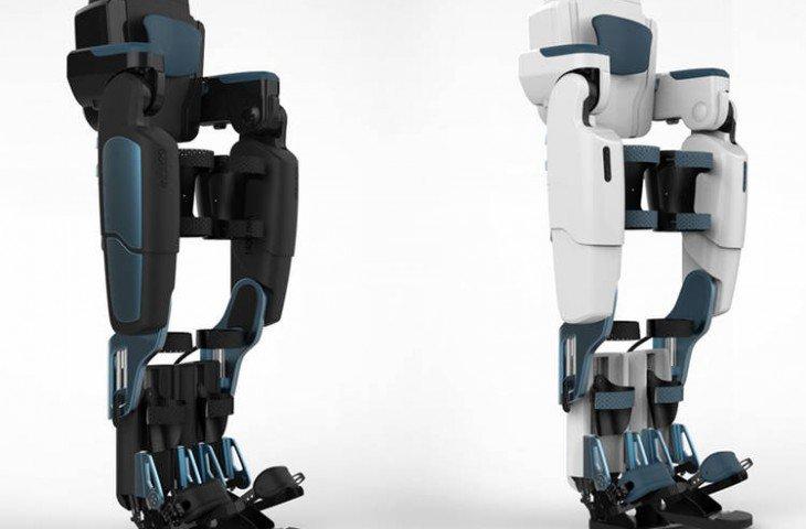 Un exosquelette va rendre la marche aux personnes paraplégiques: une réalité en 2017