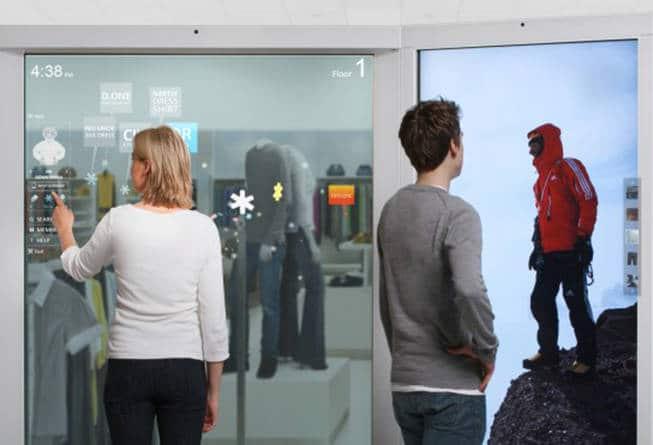 Le miroir en réalité mixte pourrait changer la vie des e-commerçants