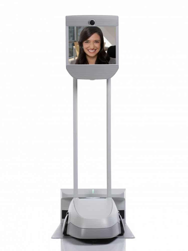 Les robots de téléprésence pour les seniors et les enfants