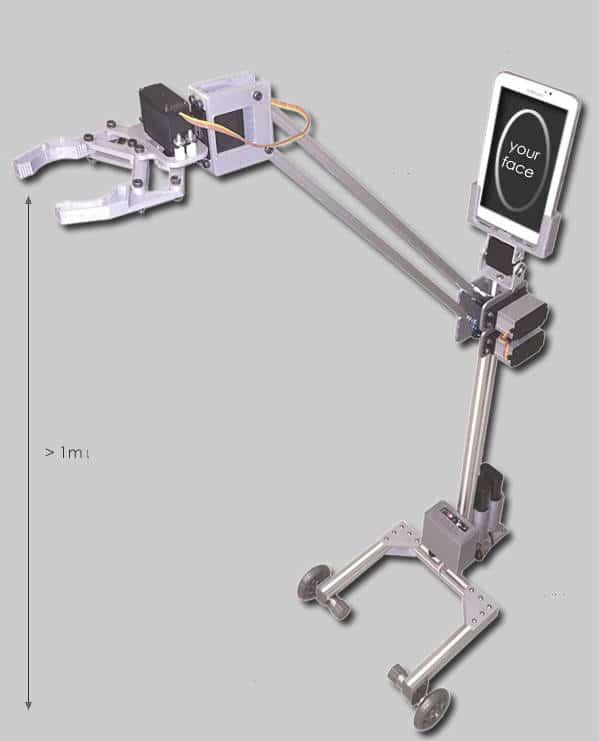 Quel robot de compagnie choisir pour un senior? le robot de compagnie origibot