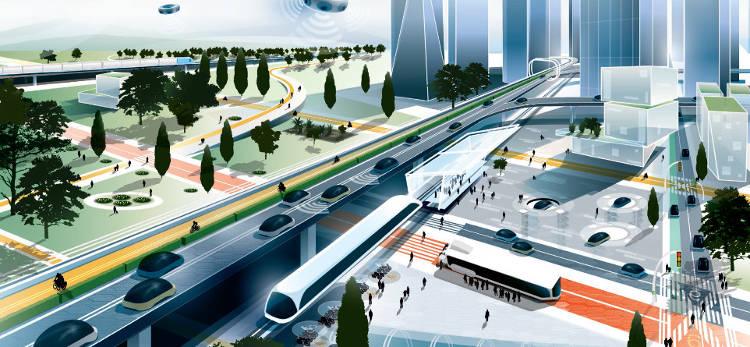 comment les consommateurs imaginent ils la ville du futur. Black Bedroom Furniture Sets. Home Design Ideas