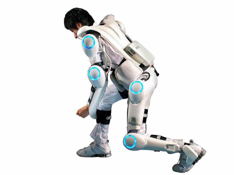 Exosquelette HAL