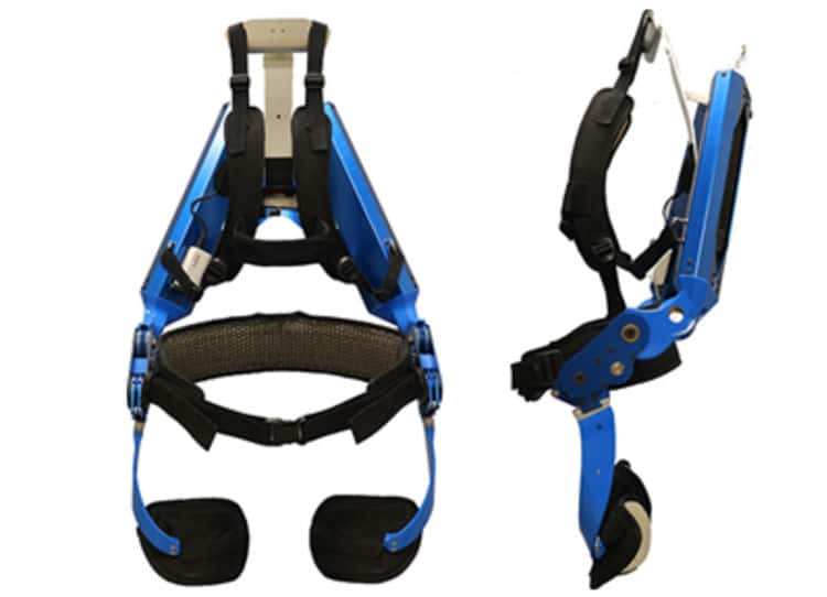 Un exomuscle plus flexible qu'un exosquelette
