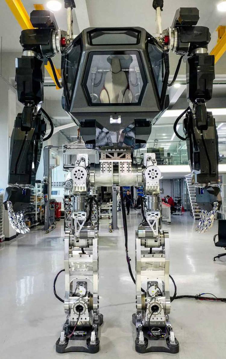 Un cobot universel pour aller sous l'eau, sur Mars et sur tous les chantiers et chaînes industrielles