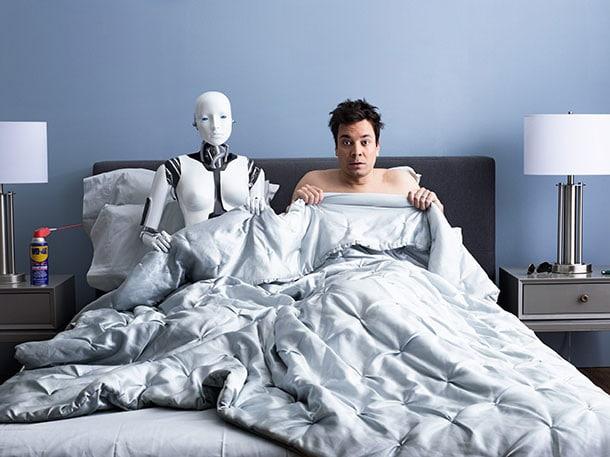 aimer un robot ou un humanoide