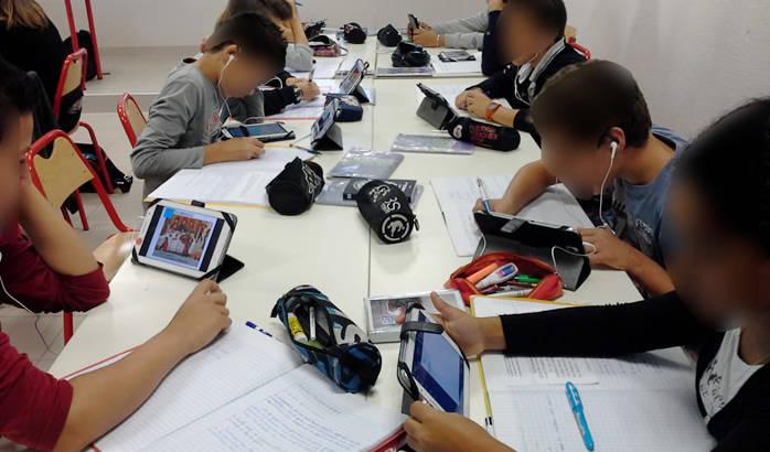 Les wearables classrooms ou classes connectées pour du matériel technologique de plus en plus accessible