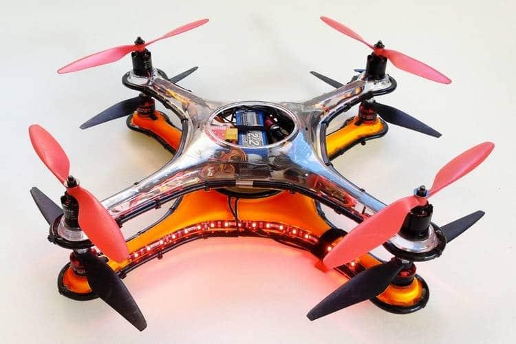 Des drones indestructibles composés des mêmes matériaux que ceux de l'armée