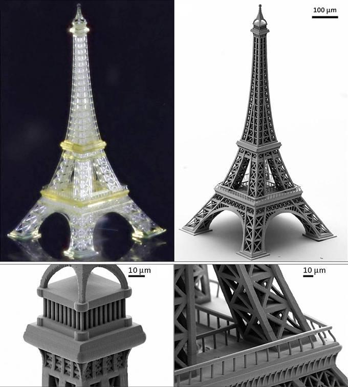 L'impression 3D nano