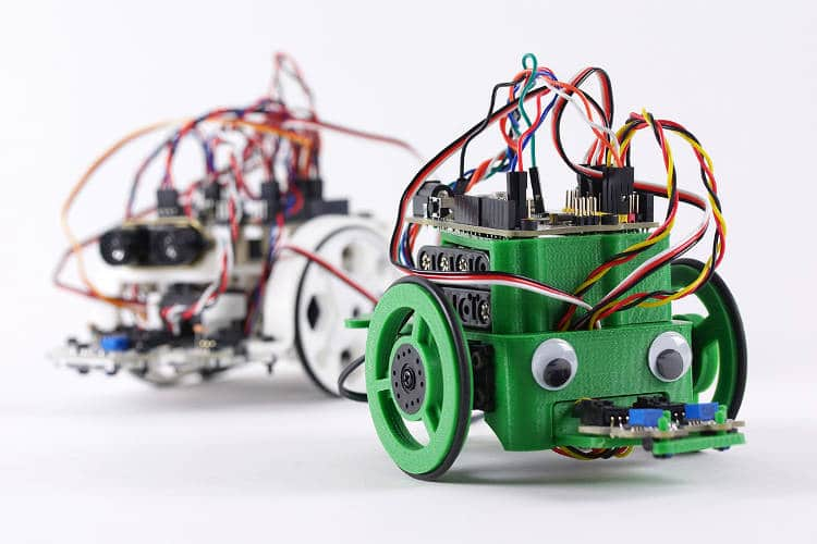 les robots pédagogiques