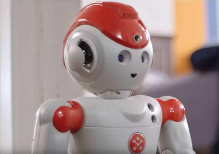 Comment faire évoluer mon robot de compagnie ?