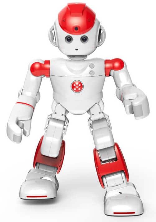 robot de compagnie alpha 2