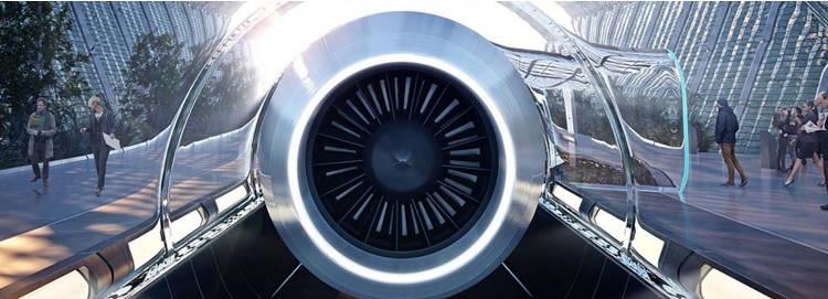 Toulouse pourrait devenir un haut lieu de construction de l'Hyperloop dans le monde