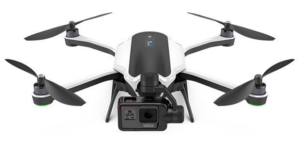 Après le flop, le drone Karma de GoPro fait son retour! (Et c'est une petite bombe)