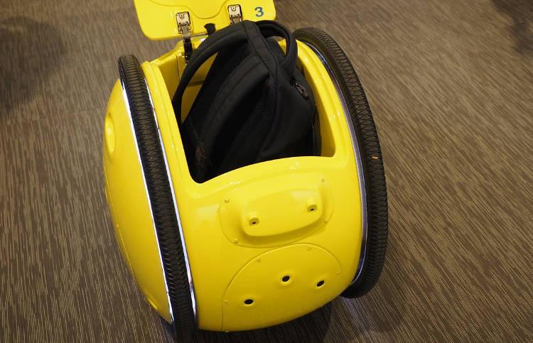 Les robots chariots pourraient étendre le champ des mouvements des gens dans les villes congestionnées