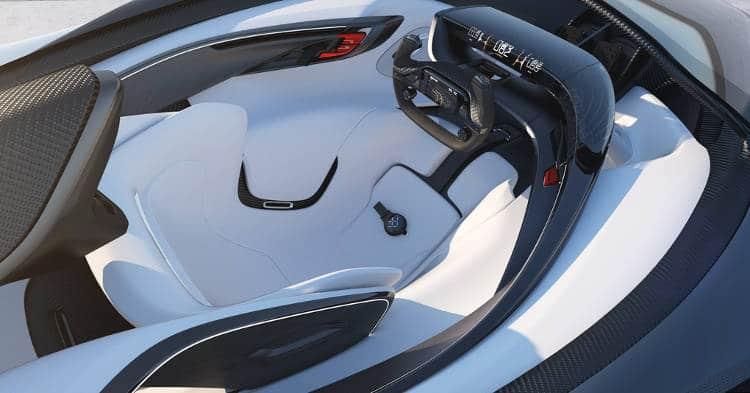 véhicule électrique faraday future FFZERO1 1