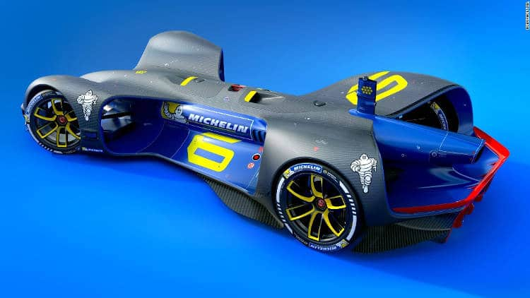 Roborace : le championnat automobile autonome du futur ?