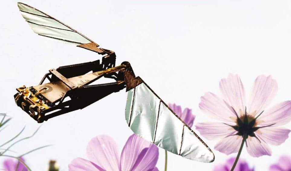 Le drone abeille Plan Bee pour polliniser vous-même votre jardin