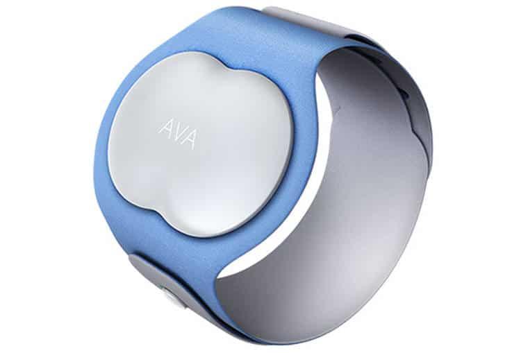 Le bracelet connecté Ava affiche une précision de 89 %