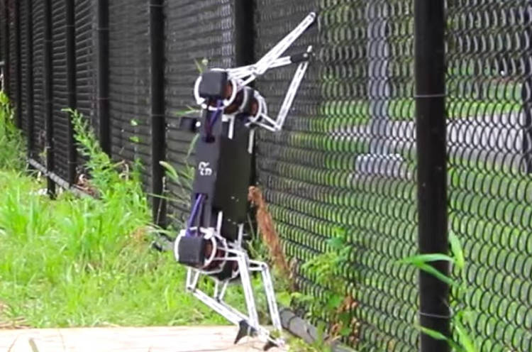 """Ghost Robotics et son robot chien """"Ghost Minitaur"""" concurrent de Boston Dynamics"""