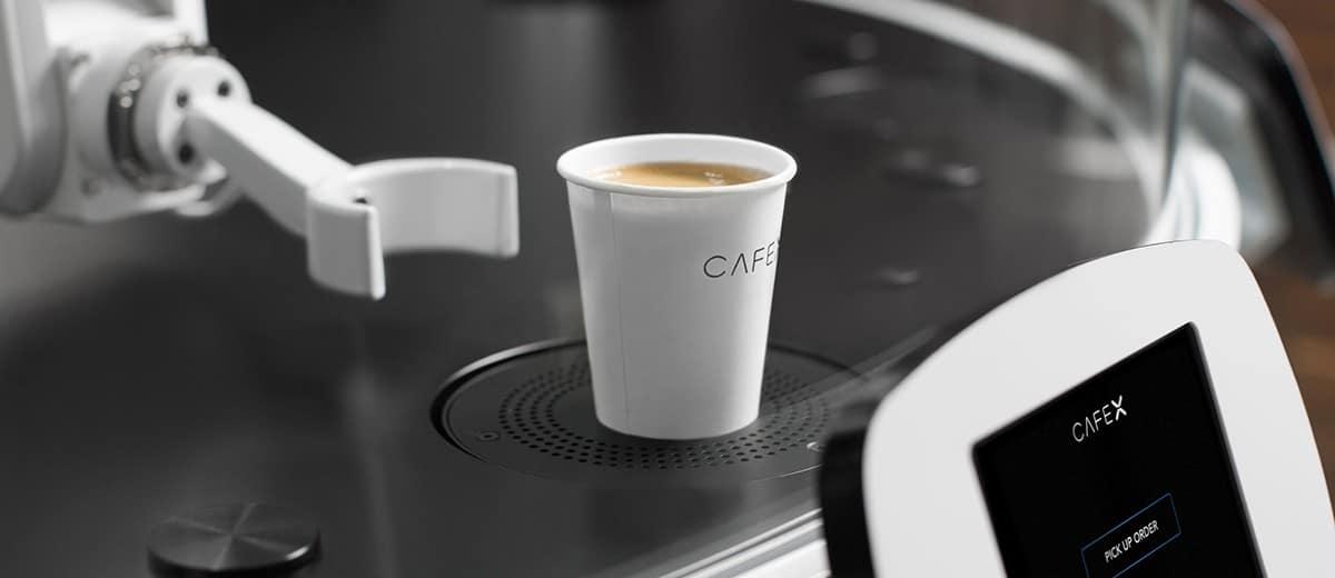 Le Café X Technologies ouvre ses portes à San Francisco et il est entièrement robotisé!