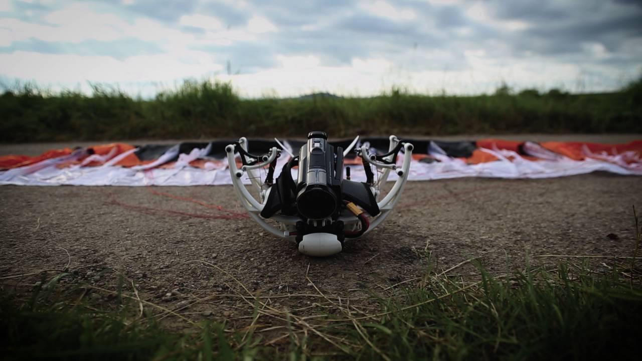 Un ingénieur alsacien conçoit un drone silencieux (et mangeable!) pour observer la nature sans perturber les animaux