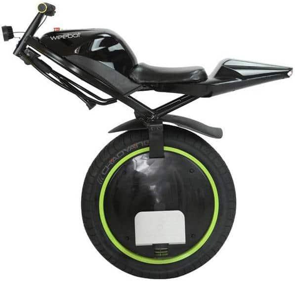 weebot : Le scooter du futur qui n'en est pas un...