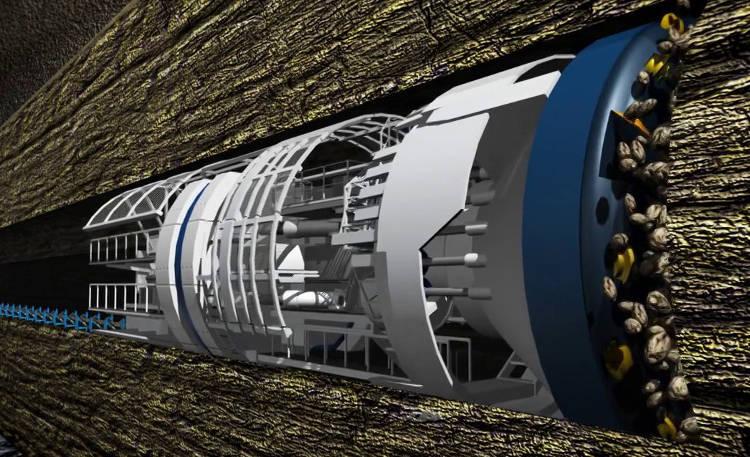 The Boring Company, la nouvelle société d'Elon Musk pour désengorger les routes (et c'est encore un projet fou!)