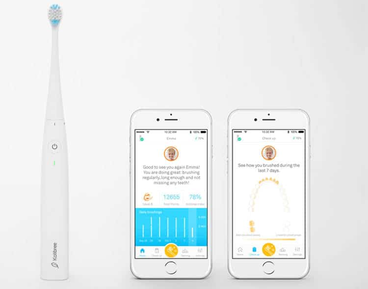 Top5des brosses à dents connectées pour un sourire amélioré