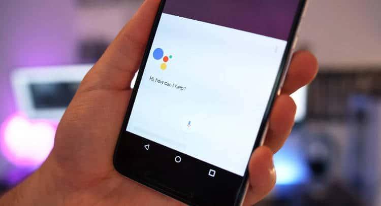 Intelligence artificiel Google Assistant L'assistant virtuel s'immisce aussi dans notre messagerie instantanée