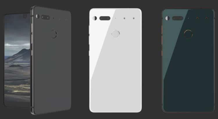 Une nouvelle gamme de produits high-tech lancée par le fondateur d'Android