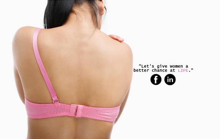 Un soutien-gorge connecté pour dépister le cancer du sein