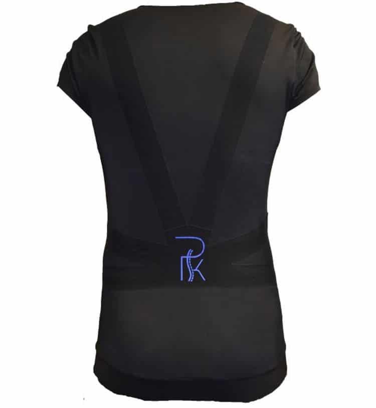Un T-shirt intelligent pour corriger votre posture