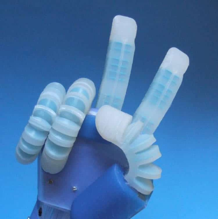 La robotique révolutionnée grâce aux matériaux mous!