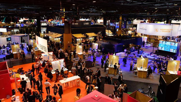 Viva Technology: à Paris, un salon de haut vol (et pas cher) dédié à la tech'