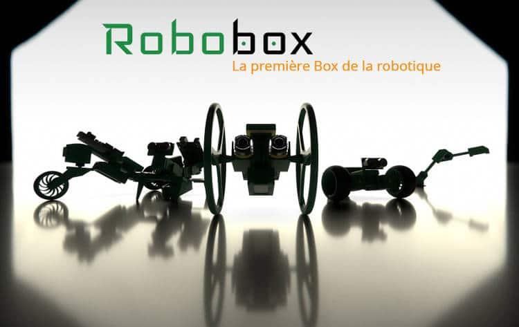 Robobox, la première boxe de la robotique